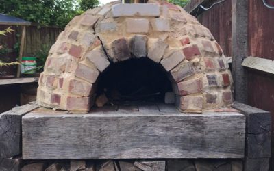 Fire pits and pizza ovens